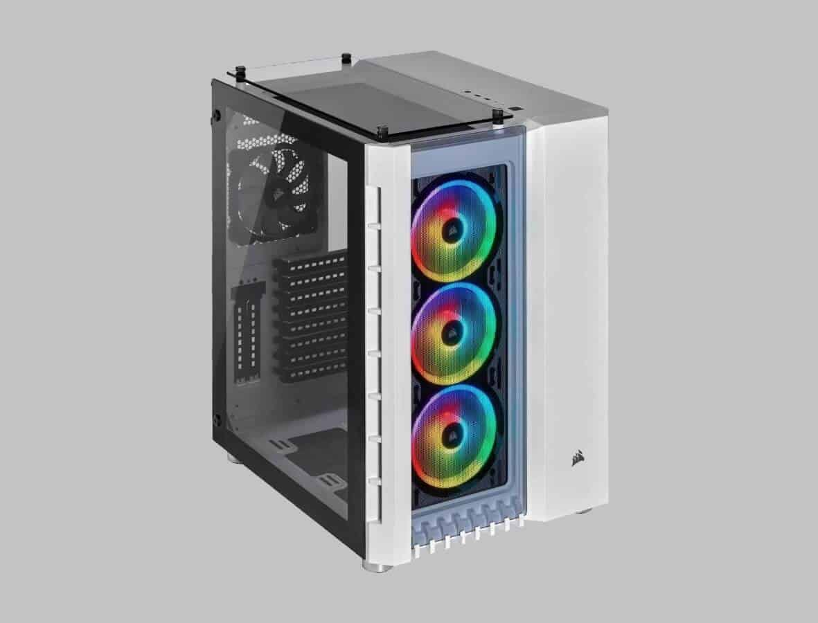 Dual Chamber PC Case
