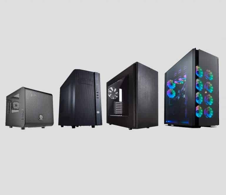PC Case Sizes Cover Image