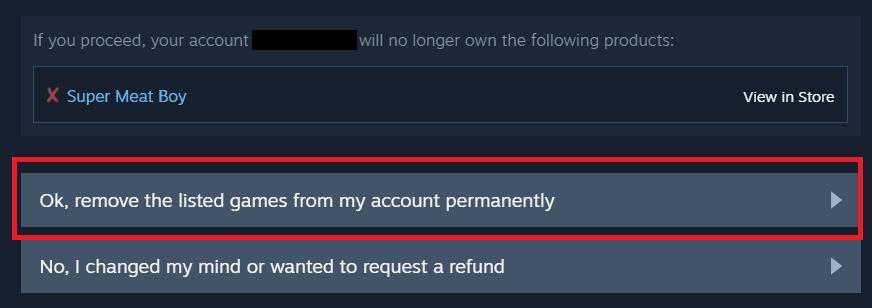 Remove Game From Steam Library 4