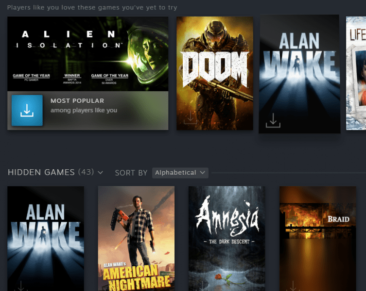 Remove Game From Steam Library Cover