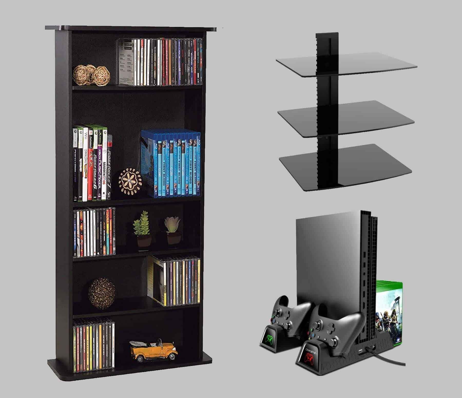 Best Video Game Shelves