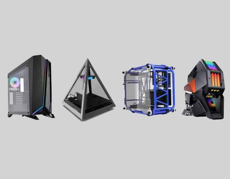 Unique PC case Cover