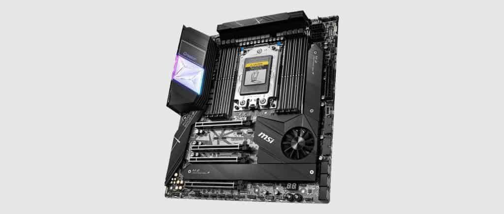 Motherboard With 8 RAM Slots
